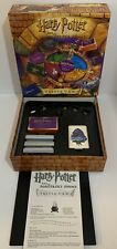 Harry Potter And The Sorcerer's Stone Trivia Game COMPLETE Mattel