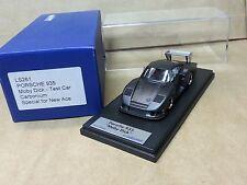LOOKSMART MODEL 1/43 PORSHCE 935 MOBY DICK TEST CAR CARBONIUM #LS261