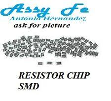 10 pcs x RC0402FR-07470R RESISTOR-SMD 0402 62.5 mW 470K Ohms 1%