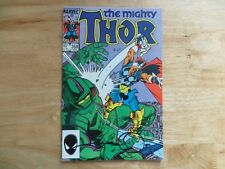 1985 VINTAGE THOR # 358 BETA RAY BILL SIGNED WALT SIMONSON, STORY & ART WITH POA