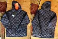 aa9157375f8 Oakley DWR Chambers Jacket Hoodie XL Mens Water Repellent quilted black  puffer