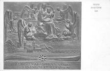3082) LORETO (ANCONA) FESTE AVIATORIE 1921, PRO ORFANOTROFIO FIGLI AERONAUTI.
