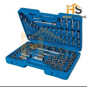 Silverline Mechanics Tool Set 90pce 868818