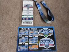 2018 Triple-A Baseball National Championship Game Ticket Magnet Memphis Redbirds