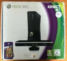 Xbox 360 Slim Console Bundle Boxed 320GB 2x Controllers Red Dead Redemption GOTY