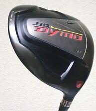Nike SQ Dymo 9.5* Degree Driver Graphite Shaft Stiff S Flex Great Golf Club