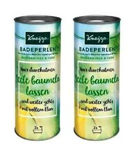 2x Pack Kneipp 'Let Your Soul Dangle' Bath Pearls *From Germany*