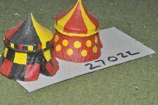 Médiévale 15 mm/anglais - 2 tentes-bagages (28022)
