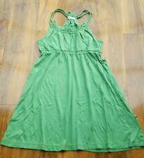 MINI BODEN GIRLS FABULOUS Green COTTON DRESS. Size S. Brand new.