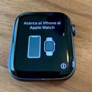 Apple Watch Series 4 Nike+ 44mm Space Gray Aluminum Case GPS
