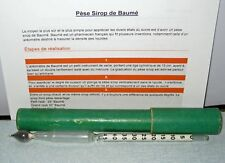 Pèse Sirop de Baumé