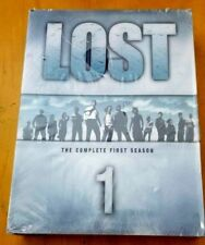 ** Lost - The Complete First Season (DVD, 2005, 7-Disc Set) ** NEW!  SEALED!