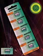 5 piece 11A MN11 L1016 A11 CA21 GP11A Card 6V Alkaline Remote Battery !