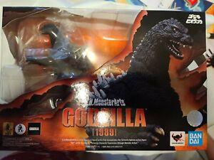 *Brand New*  SH Monsterarts Godzilla 1989 sealed in box