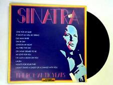 The Romantic Years LP 1st Frank Sinatra 1974 Vinyl 15251