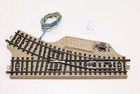 Märklin 5119 H0 M-Gleis elektromagnetische Weiche rechts