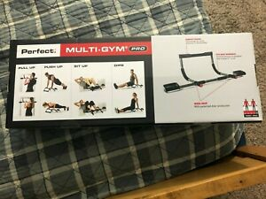 Perfect Multi-Gym Pro Total Upper Body Workout