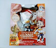 """TOY STORY SIGNATURE COLLECTION JESSIE THE YODELING COWGIRL14"""" TALKING DOLL NEW"""