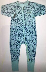 BONDS zippy Zip Wondersuit Size 1 Painted Play Swift Blue *BNWT*. Combined Post
