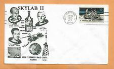 SKYLAB II LAUNCH MAY 25,1973 CAPE+ ORBIT SPACE COVER