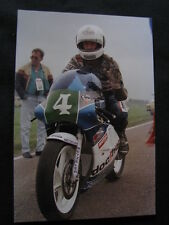 Photo Docshop Honda RS250 #4 Andre Stamsnijder (NED) Raalte Races 1987