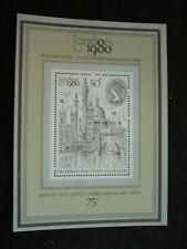 Stamps - Great Britain - Scott# 909a - Miniature Sheet