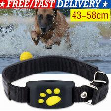 Smartphone GPS Dog Cat Pet Finder Tracker GSM Locator Collar Tracking Alarm BEST