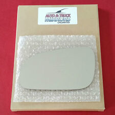 NEW Mirror Glass + ADHESIVE for VOLVO S80 S60 Driver Left Side ***FAST SHIP***