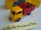 DINKY TOYS Edition ATLAS CAMIONETTE FORD BETAILLERE REF 25A NEUVE BOITE