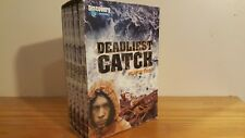 Deadliest Catch Season 2 Two DVD 5 Disc Boxed Set Discovery Channel