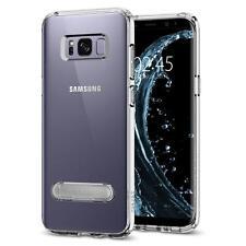 Spigen Samsung Galaxy S8 / S8 Plus [Ultra Hybrid S] Shockproof Bumper Case Cover