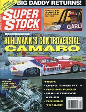 Super Stock & Drag Illustrated April1992 New Old Stock Back Issue American
