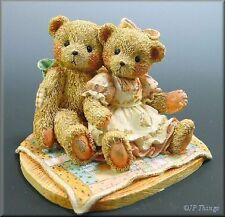 Cherished Teddies Figurine Nathaniel & Nellie 950513