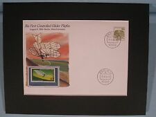The First Controlled Glider Flights in Berlin, Germany honored by stamp