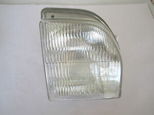 88-89 MERKUR SCORPIO PARKING PARK LAMP RH NEW OEM