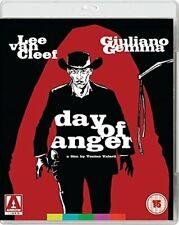 Day Of Anger [Blu-ray] [DVD][Region 2]