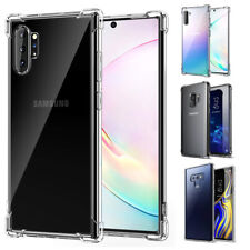 Samsung Galaxy Note 10/ Note 10 Plus Case Clear Soft TPU Shockproof Cover