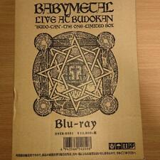 Babymetal Live At Budoukan Budo-Can The One Limited Box Corset With blu-ray