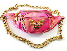 Bee Belt Bag (iridescent Gold Pink)