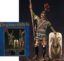 Figurino 90 mm - Guerriero Celta (mercenario in Grecia, III secolo a.C.)