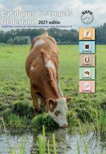 NVPH Catalogus Postzegels Nederland 2021 stamp catalogue Netherlands Holanda