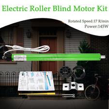 145W 35mm Electric Roller Blind / Shade Tubular Motor Kit Set DIY 17RPM 220V UK
