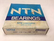 NTN 6009 LLB CM/1K Ball Bearing 6009LLBCM/1K 6009LLB NEW