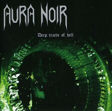 Aura Noir - Deep Tracts of Hell [New CD]