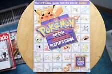 Pokemon Official Nintendo Power Player's Guide