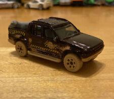 Vintage 2000 Matchbox Ford Explorer Sport Trac Pickup Truck Original Rare w/dog
