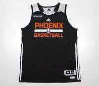 96976d309 Team Player Issue Worn PHOENIX SUNS Reversible Jersey Adidas XL +2