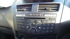 MAZDA BT50 RADIO/CD/DVD/SAT/TV RADIO/CD PLAYER/PHONE, NON SAT NAV TYPE, 10/11- 1
