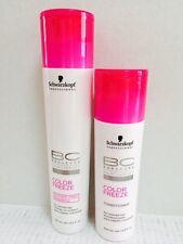 Schwarzkopf BC Bonacure Color Freeze Shampoo 8 oz & Conditioner 6.8 oz unisex