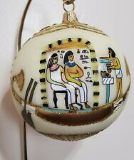 Egiptian Treasures Kurt S Adler Polonaise Egyptian Collection by Komozja New